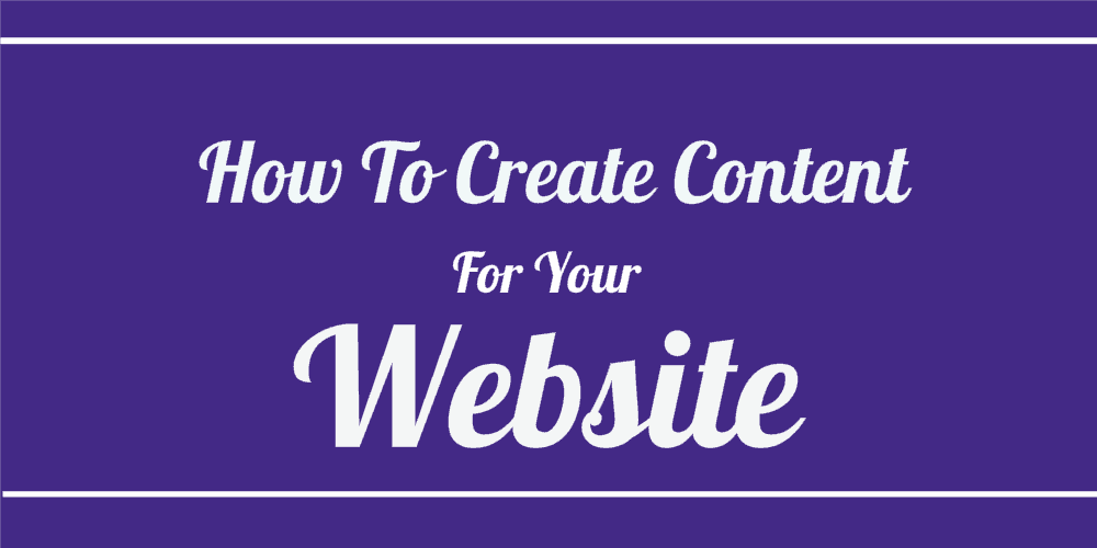 How To Create Content | Tips for Content Creation For Your Blog, YouTube Channel etc.